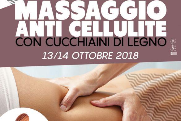 Corso Massaggio Anticellulite con Cucchiaini di Legno