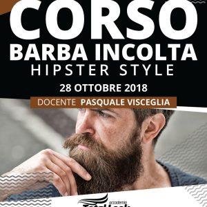 Corso Barba Incolta: hipster style!