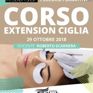 Corso Extension Ciglia