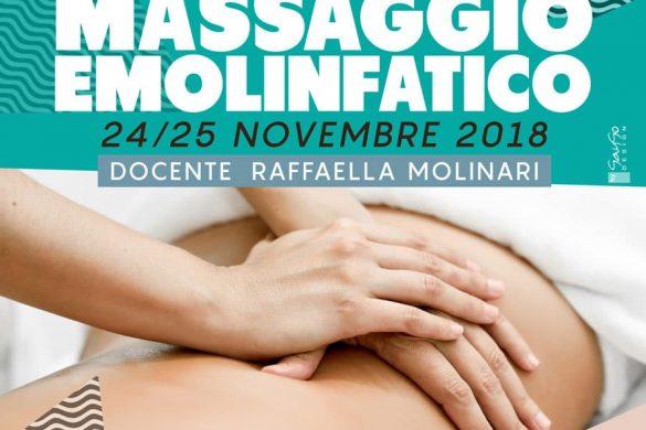 Corso in Massaggio Emolinfatico